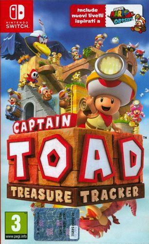 Captain Toad: Treasure Tracker [NSW]