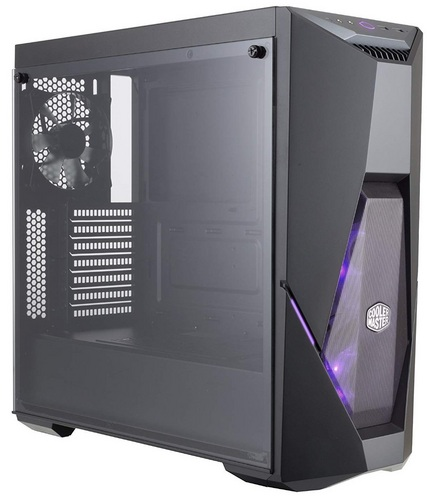 MasterBox K500 PC Case with RGB LED Fan