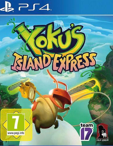 Yoku's Island Express [PS4]