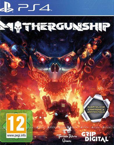Mothergunship [PS4]