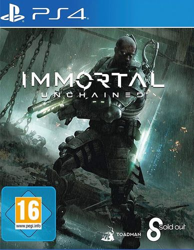Immortal: Unchained [PS4]
