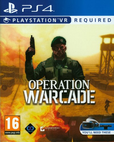 Operation Warcade VR [PS4]