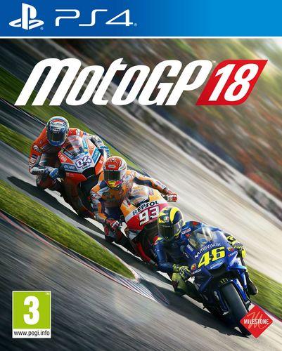MotoGP 18 [PS4]