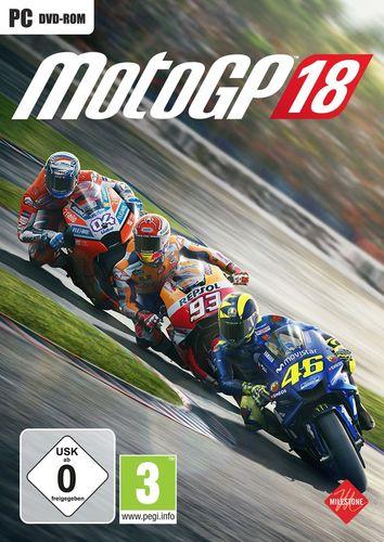 MotoGP 18 [DVD]