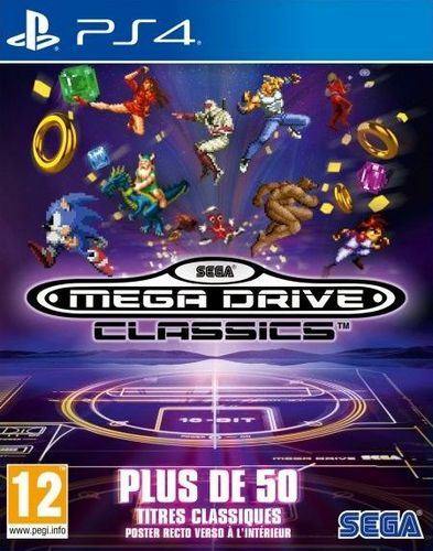 SEGA Mega Drive Classics [PS4]