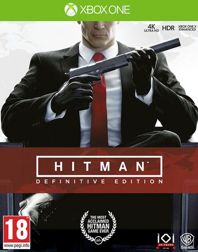 Hitman - Definitive Edition [XONE]