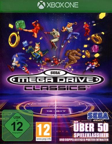 SEGA Mega Drive Classics [XONE]