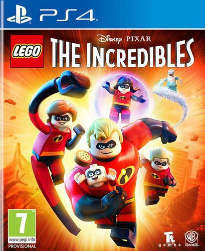 LEGO The Incredibles [PS4]