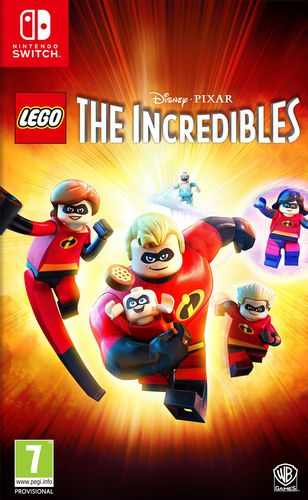 LEGO The Incredibles [NSW]