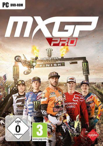 MXGP Pro [DVD]