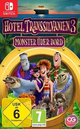 Hotel Transsilvanien 3 - Monster über Bord [NSW]