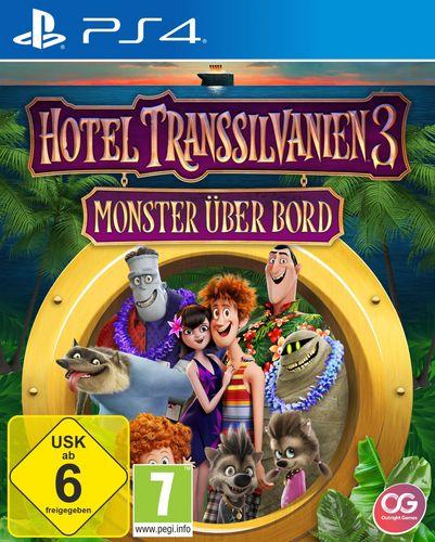 Hotel Transsilvanien 3 - Monster über Bord [PS4]