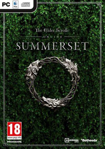 The Elder Scrolls Online - Summerset [DVD]