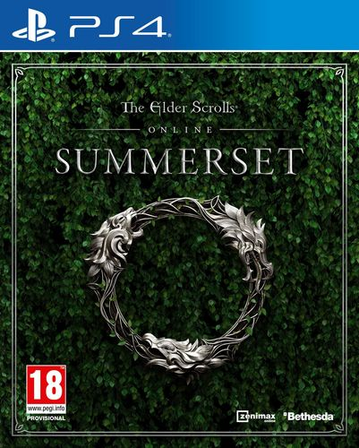 The Elder Scrolls Online - Summerset [PS4]