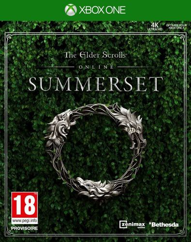 The Elder Scrolls Online - Summerset [XONE]