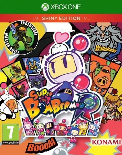 Super Bomberman R - Shiny Edition [XONE]