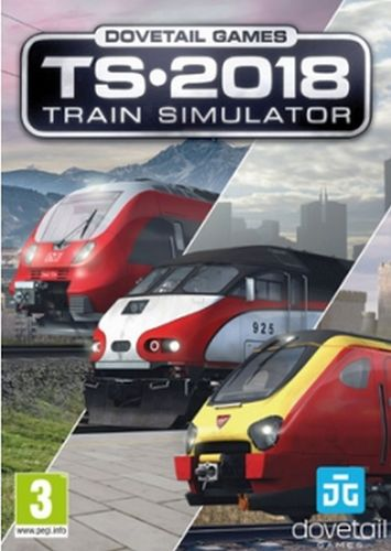 Train Simulator TS 2018 [DVD]