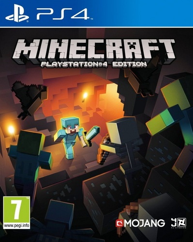 Minecraft PlayStation 4 Edition [PS4]