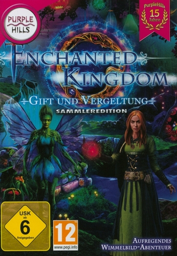 Purple Hills: Enchanted Kingdom 2 - Gift und Vergeltung [DVD]
