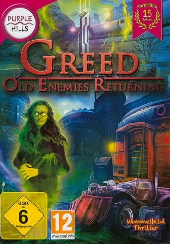 Purple Hills: Greed 3 - Old Enemies Returning [DVD]