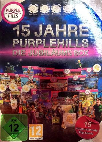 Purple Hills: 15 Jahre - Die Jubiläums Box