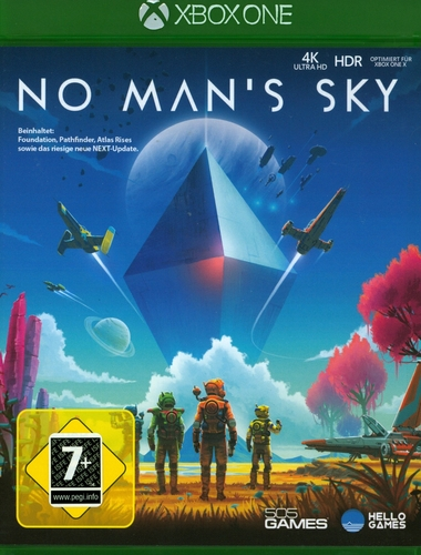 No Man's Sky Next [XONE]
