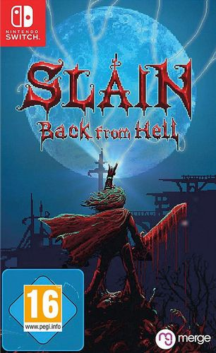 Slain: Back From Hell [NSW]
