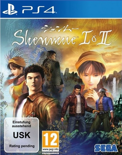 Shenmue I & II [PS4]