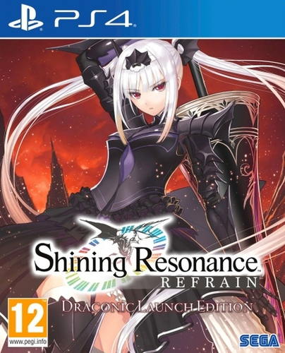 Shining Resonance Refrain Draconic Launch Edition [PS4]