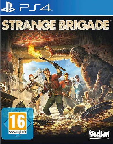 Strange Brigade [PS4]