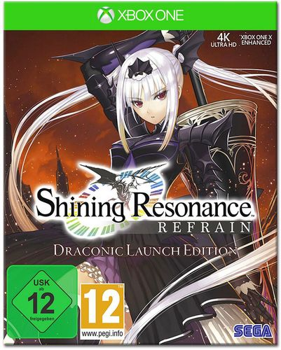 Shining Resonance Refrain Draconic Launch Edition [XONE]