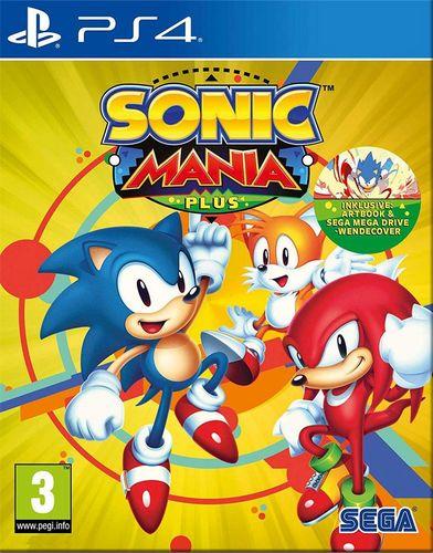 Sonic Mania Plus [PS4]