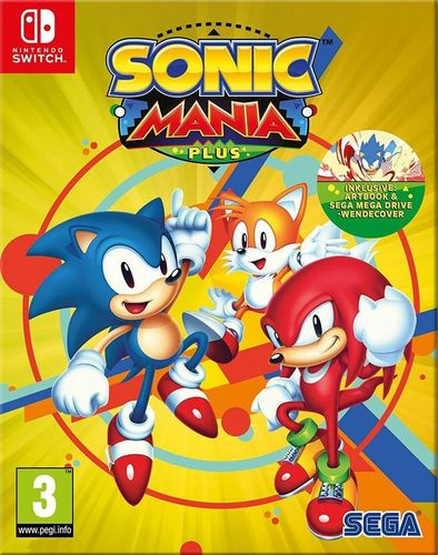 Sonic Mania Plus [NSW]