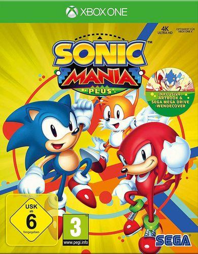 Sonic Mania Plus [XONE]