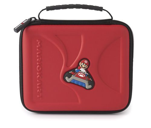 Game Traveler Mario Kart - red