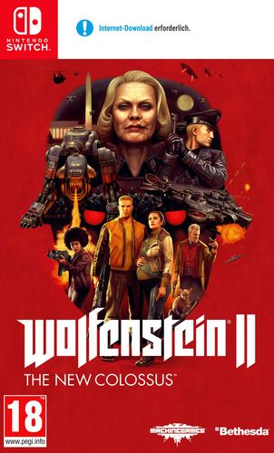 Wolfenstein II: The New Colossus [NSW]