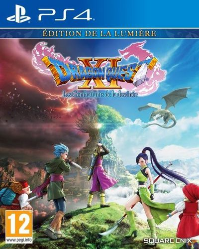Dragon Quest XI: Streiter des Schicksals Day One Edition [PS4]