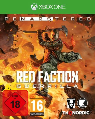 Red Faction Guerrilla Re-Mars-tered [XONE]