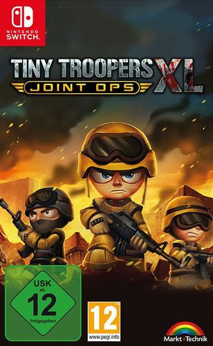 Tiny Troopers Joint Ops XL [NSW]