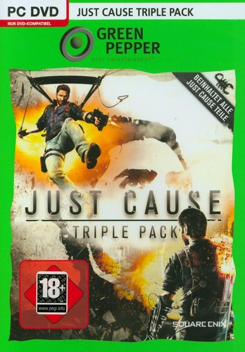 Pyramide: Just Cause 1-3 Triple Pack