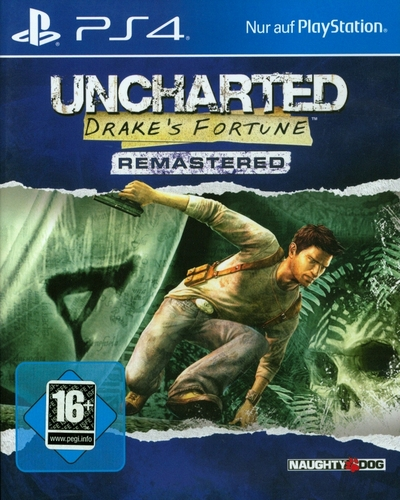 Uncharted 1 [PS4]