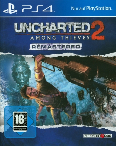 Uncharted 2 [PS4]