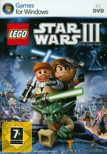 Lego Star Wars 3 [DVD]