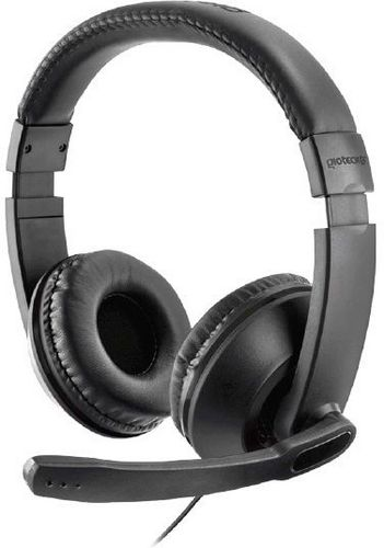 XH-100 Wired Stereo Headset - black