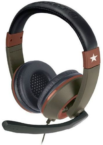 XH-100 Wired Stereo Headset - military Edition