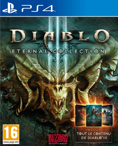 Diablo III - Eternal Collection [PS4]