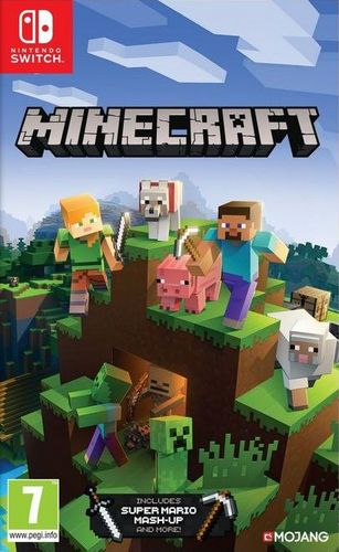 Minecraft Nintendo Switch Edition [NSW]