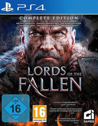 Lords of the Fallen Complete Edition [PS4]