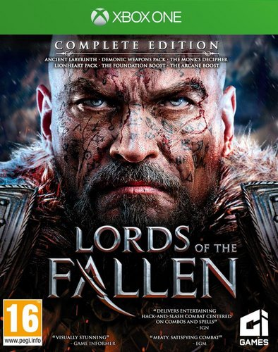 Lords of the Fallen Complete Edition [XONE]