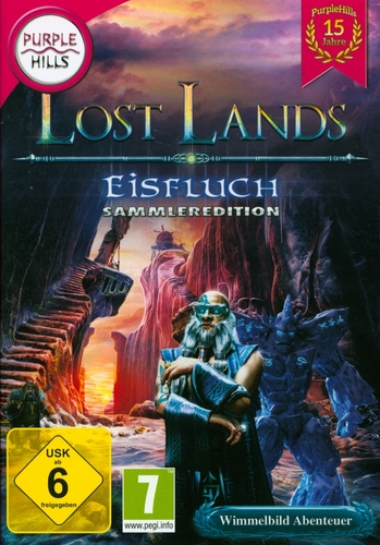 Purple Hills: Lost Lands - Eisfluch [DVD]